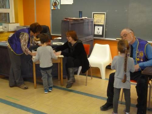 DÉPISTAGE-VISUEL POUR LES ENFANTS DE LA MATERNELLE